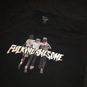 Other - Fucking awesome friends t shirt