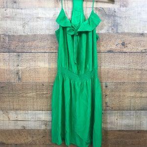 100% Silk Parker Dress