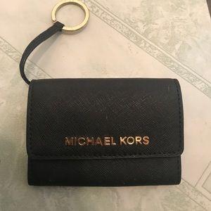Michael Kors Keychain Wallet