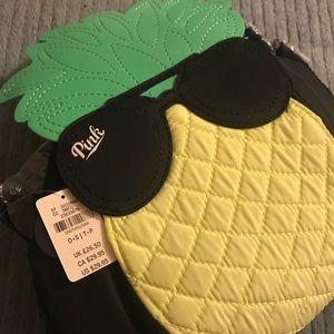 Victoria's Secret PINK Pineapple Cooler Bag