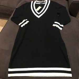 Forever 21+ Varsity Sweater Dress