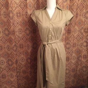 Size 4 Banana Republic Dress