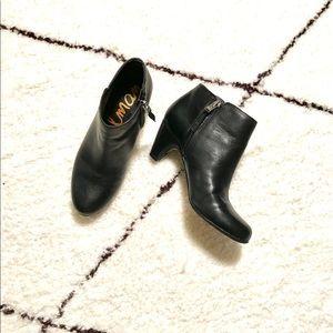 Like 🆕 - Sam Edelman black leather booties