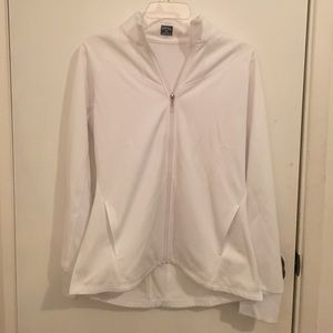 Callaway White Weather Series Full-Zip Jacket
