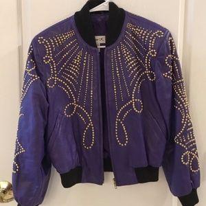 Julian K Vintage Jacket Sz Small