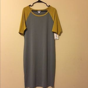 LuLaRoe Julia Dress.
