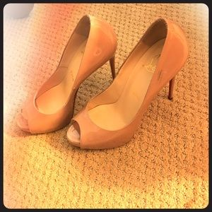 Christian Louboutin shoes 36.5 6.5 Louis Vuitton