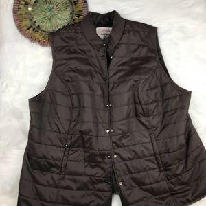 Avenue puffer vest Women's