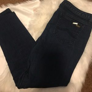 MK skinny jean with minor defect