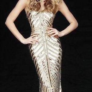 Sherri Hill Dress Style 51206..