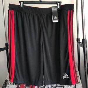 Adidas Men's Climalite athletic shorts