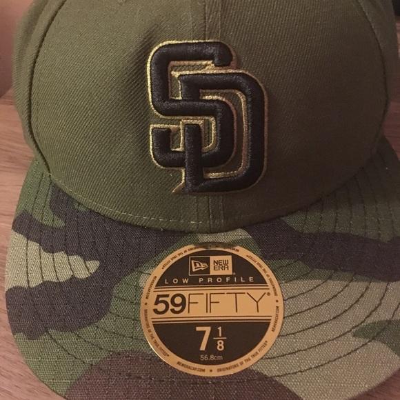 MLB San Diego Padres Hat e05b3fcebc3