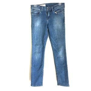 Pilcro Skinny Jeans Size 27