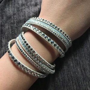 Swarovski crystal band!