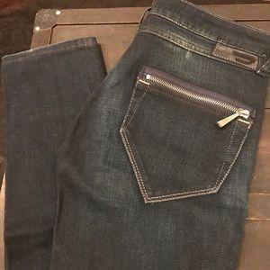 Diesel blue denim clush jeans size W25 L32