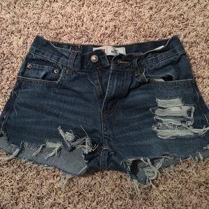Authentic Levi Shorts!!