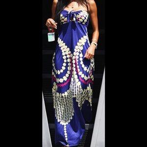 Mara Hoffman floral dress