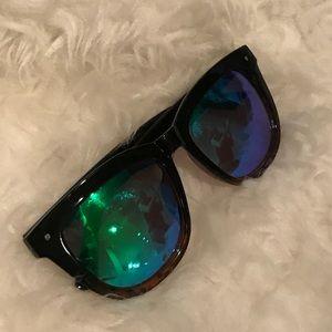 Quay Australia Wayfarer Sunglasses