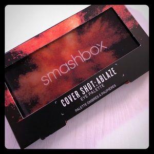 Smashbox Cover Shot Eye Palette ~ Ablaze