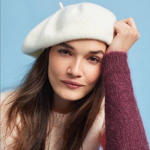 Beret hat From Betmar New York