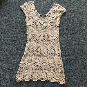 Crochet Dress / Coverup