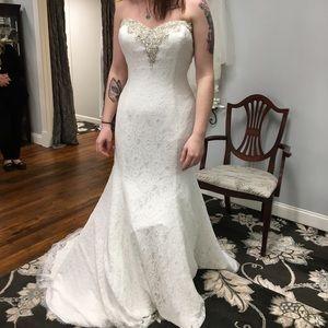 Dresses & Skirts - Size10MermaidDress