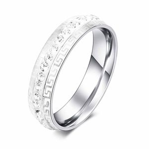 Jewelry - COMING SOON! Silver & Crystal Wedding Ring