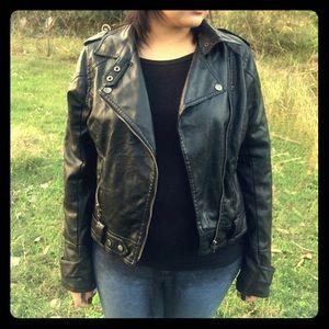 wet seal moto jacket 🎃