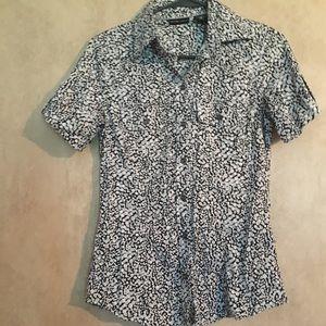 New York & Co button down shirt