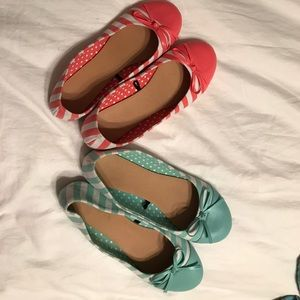 Super cute flats shoes