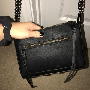 Rebecca minkoff cross body black