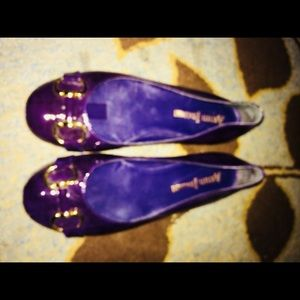 Aristitie Italiano purple size 9