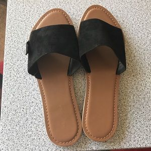 New Look Flat Mules