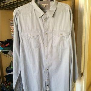 Calvin Klein long sleeve Dress Shirt