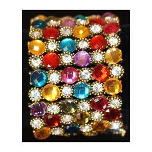 Gorgeous multi color Fashion Bracelet