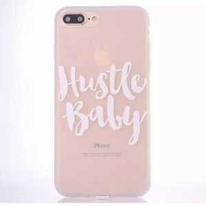 Hustle Baby iPhone 7 Cell Case/Cover