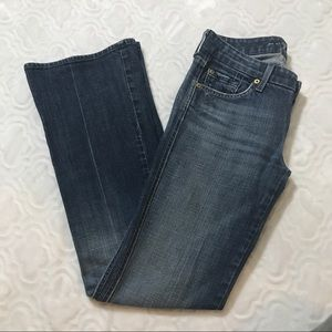 """7 for all Mankind """"A Pocket"""" jeans (k)"""