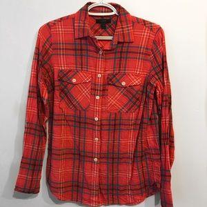 Jcrew flannel