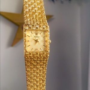 Geneve Rolex Women's Dress Watch