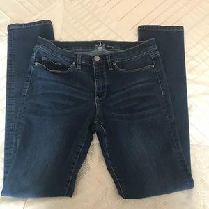 New York & Company Soho Skinny jeans size 8