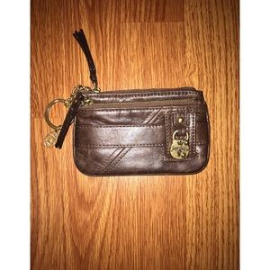 Juicy couture keychain wristlet