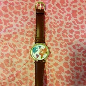 Urban Outfitters leather watch