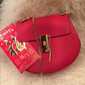 Chloe drew bag small