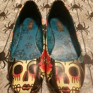 Iron Fist Day of the Dead Flats