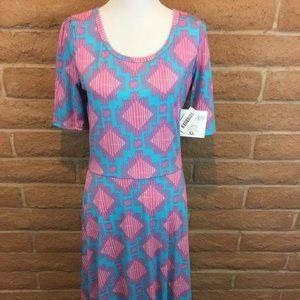 Ana Maxi Floor Length Dress 👗