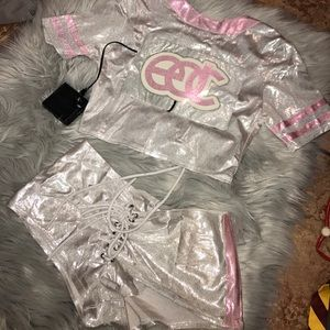 Official EDC Outfit w Light up Letter pack