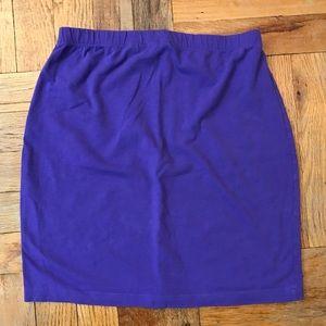 H&M Stretchy Mini Skirt | Small