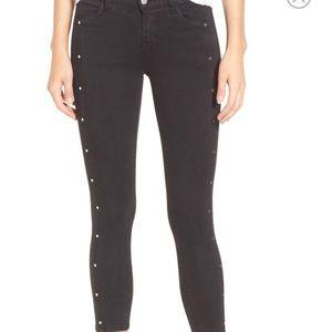 J brand Alba Crop Skinny $365 VEUC