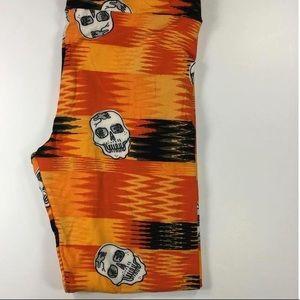 LuLaRoe Halloween One Size Skulls  🖤