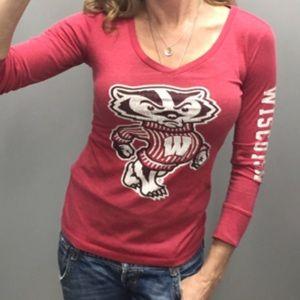 Wisconsin Badger T-shirt